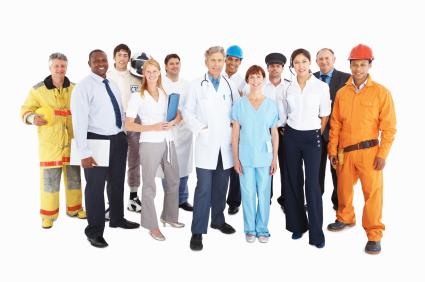 Ubezpieczenia dla przedstawicieli grup zawodowych